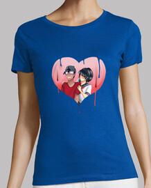 t-shirt donna yandere