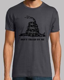 t-shirt dont calpestare me mod.6