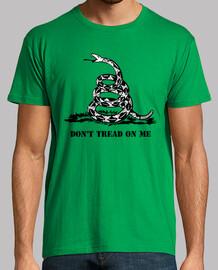 t-shirt dont calpestare me mod.8
