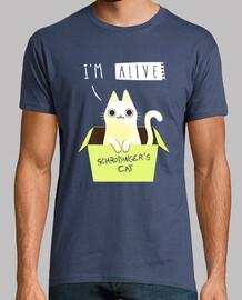 t-shirt doppio schrodinger