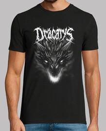 t-shirt dracarys