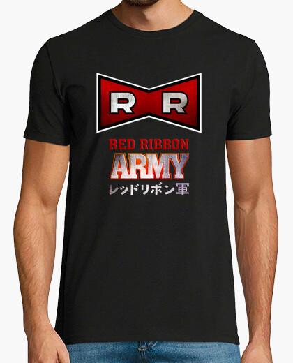 T-shirt Dragon Ball: Red Ribbon Army