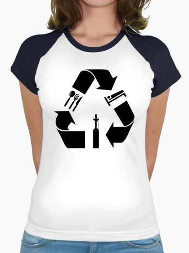 T-shirt eat sonno ripetere vape