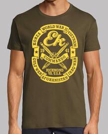 t-shirt ek commando 1941 mod.3