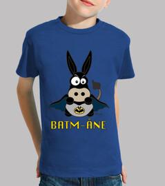 T-shirt Enfant Âne Batm-Âne, Superhéros, Comics