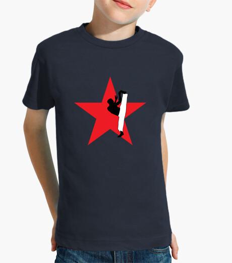 Vêtements enfant T-shirt enfant Capoeira