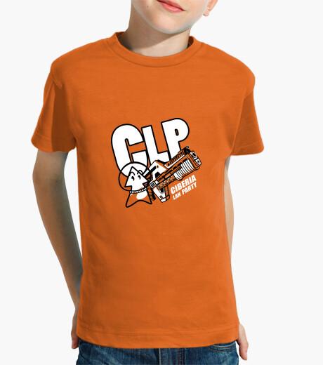 Vêtements enfant t-shirt enfant clp2012