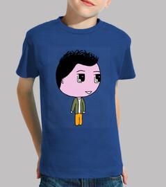 T-shirt enfant personnage
