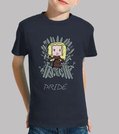 t-shirt enfant pride-