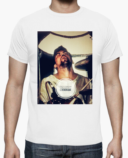 T-shirt Fashion Faz - Drum