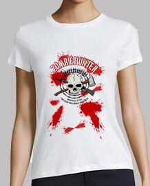 T-Shirt Femme - Zombie Hunter