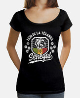 T-shirt femme col ample & Loose fit