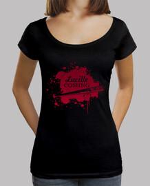 T-Shirt Femme Décolleté - Red Lucille is Coming