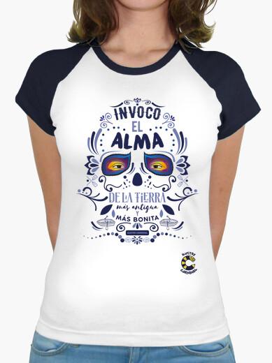 Tee-shirt t-shirt femme éternité invoco