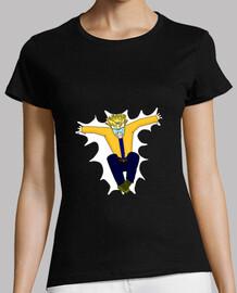 t-shirt femme lightman