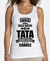 T-shirt femme sans manches