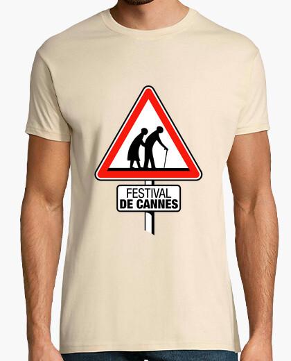 T-shirt festival di cannes