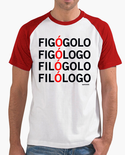 T-shirt figura 1