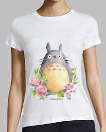 t-shirt fille mon voisin totoro