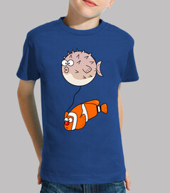 t-shirt fishes