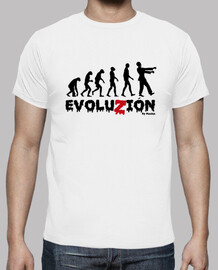 t-shirt for boys evoluzión
