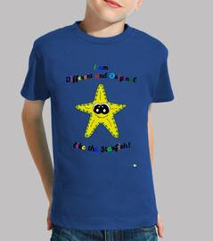 T-shirt for kids: Starfish