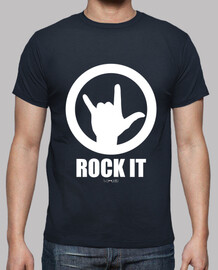 t-shirt for white boys rock it