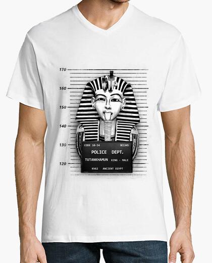 T-shirt foto segnaletica in silenzio