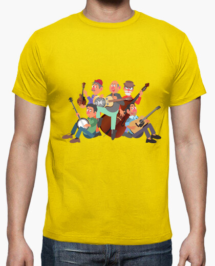 T-shirt FunnyCountry