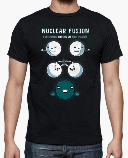 T-shirt fusione nucleare