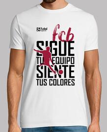 t-shirt futbolapps - fcb