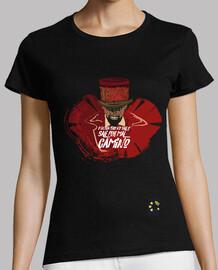 t-shirt gangsters femme