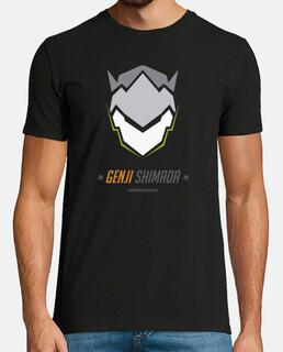 t-shirt genji shimada