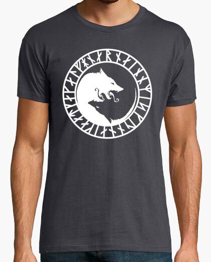 Camiseta t-shirt geri & freki