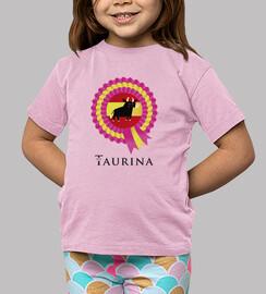t-shirt girl i am bullfighting - bull