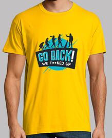 t-shirt go back
