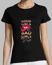 t-shirt good ragazze