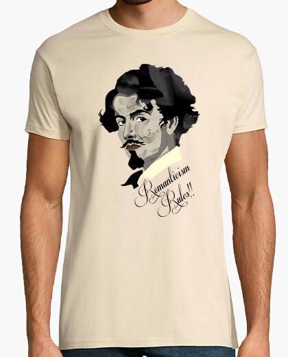 T-shirt gustavo adolfo becquer
