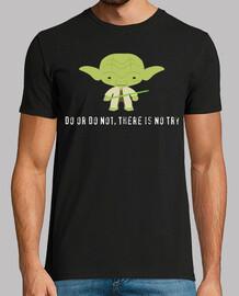 t-shirt guy yoda