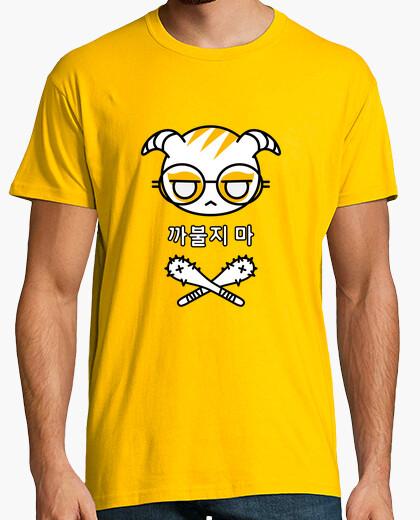 Tee-shirt t-shirt hack dokkaebi