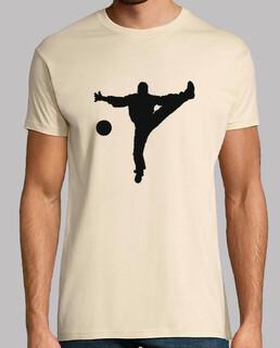 t-shirt handball portiere