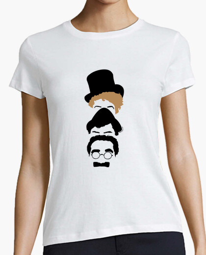 T-shirt hermanos marx
