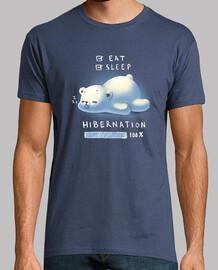 t-shirt hibernation