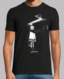 t-shirt homme de caractère original