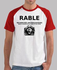 T-Shirt homme RABLE Antéfixe