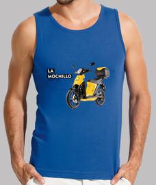 T-shirt homme sans manches, Bleu Royal