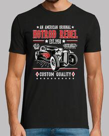 t-shirt hot rod vintage rockabilly music vintage rock and roll rock del 1958