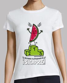 t-shirt i always try to outdo myself