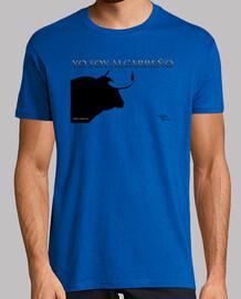 t-shirt I am alcarreño bull