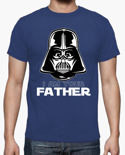 T-shirt I am your Father